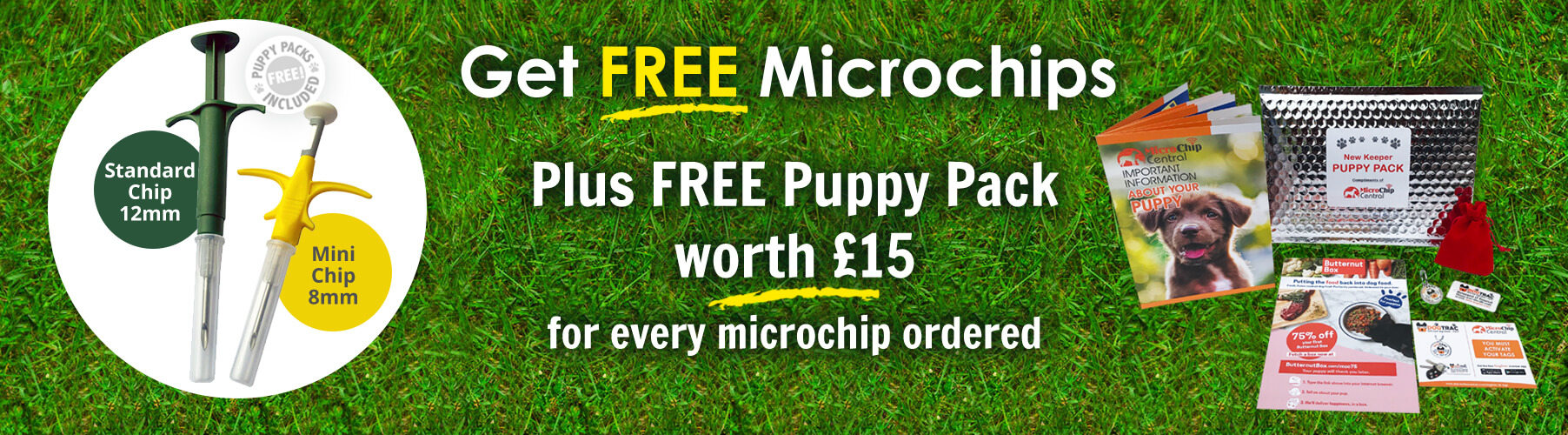 Buy Pet Microchips