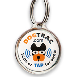 DogTrac ID Tag - Small