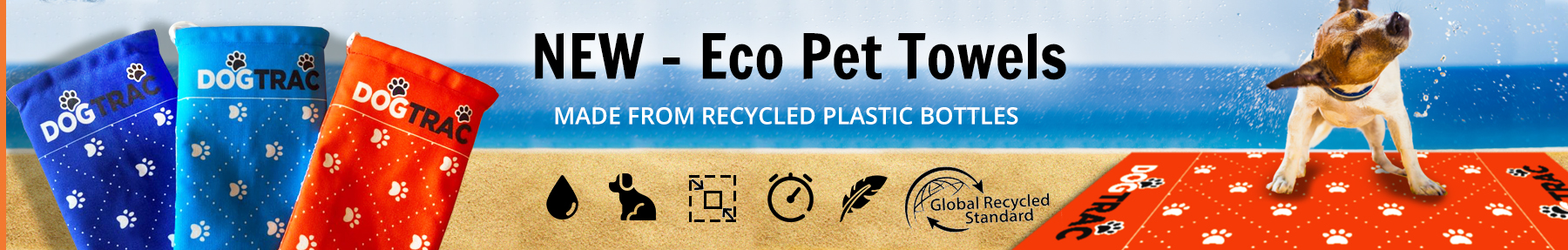 Eco Pet Towels